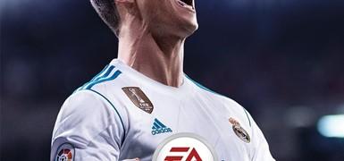 FIFA 18 PS4 USA