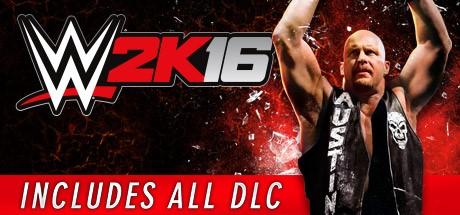 Купить WWE 2K16 (Steam Gift RU+CIS)
