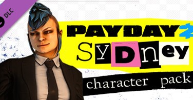 Купить лицензионный ключ PAYDAY 2: Sydney Character Pack (DLC) STEAM GIFT/RU/CIS на SteamNinja.ru