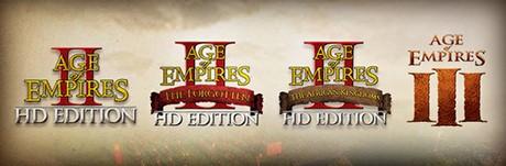 Купить Age of Empires Legacy Bundle (Steam Gift RU+CIS)