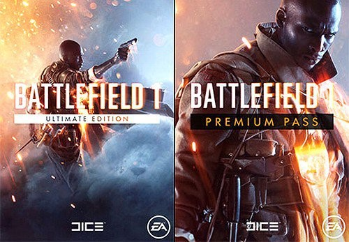 Купить Battlefield 1 Ultimate Edition ( Premium ) + Гарантия