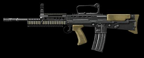 Warface 27 Bloody X7 макросы Enfield L85A2 | Dewnfield