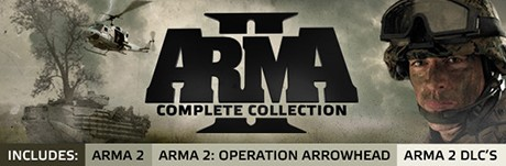 Купить Arma 2: Complete Collection (Steam Gift RU+CIS)