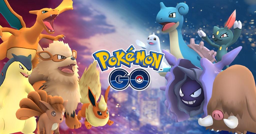 Купить Pokemon Go Аккаунт от 20 уровня