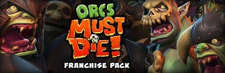Купить Orcs Must Die! Franchise Pack (Steam Gift RU+CIS)