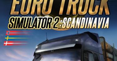 Купить лицензионный ключ Euro Truck Simulator 2 Scandinavia  Ключ Steam на SteamNinja.ru