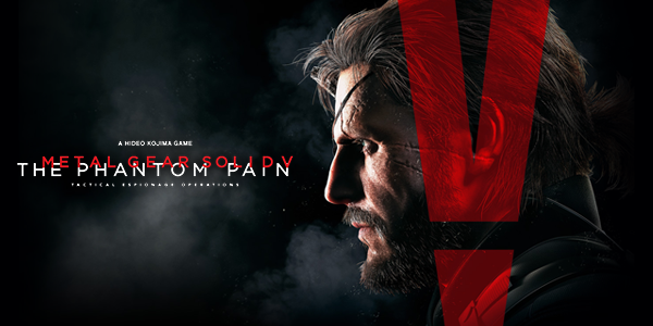 METAL GEAR SOLID V: THE PHANTOM PAIN + Родная почта