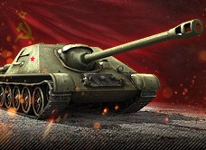Бонус-код - танк СУ-122-44 + 7 дней ПА + слот