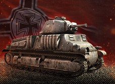 Бонус-код - танк Pz.Kpfw. S35 739 (f)