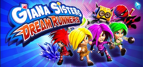 Купить Giana Sisters: Dream Runners (Steam CD Key Region Free)