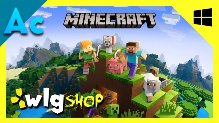 Купить Minecraft Premium [Смена/Скина/Ника+Скидка]