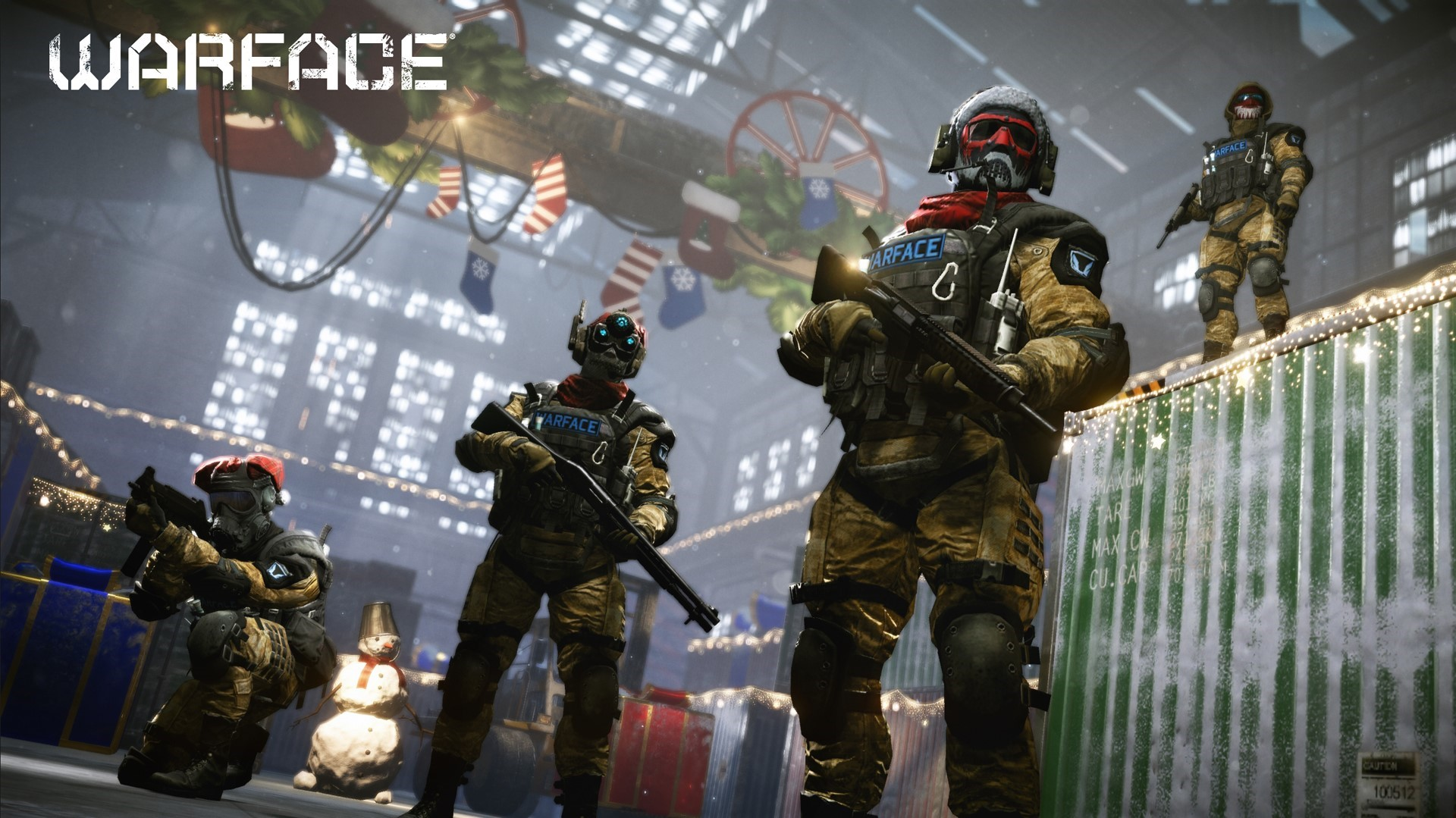 Random Warface 1-75 ранг + гарантия + подарок