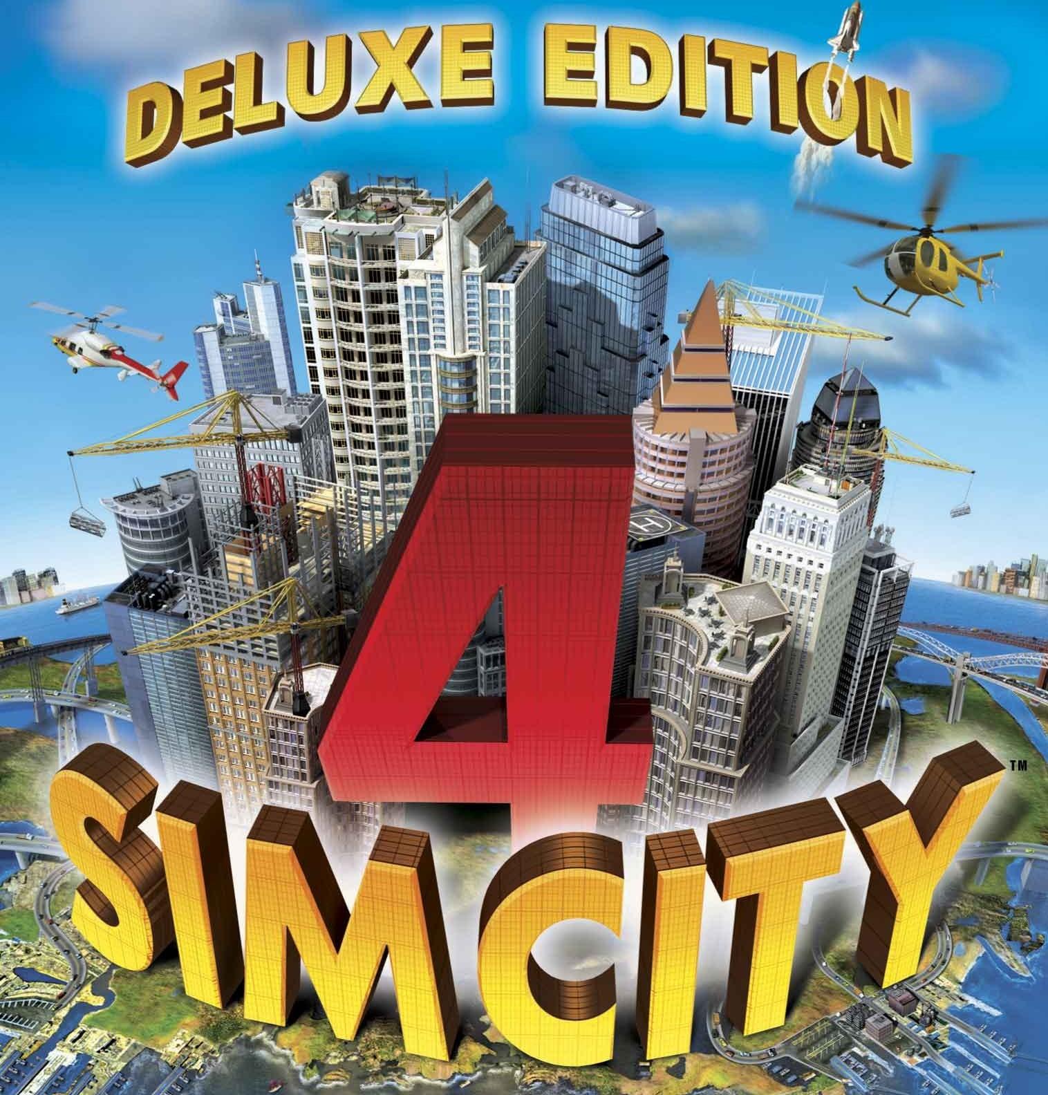 Купить SimCity 4 Deluxe Edition [Гарантия] Origin