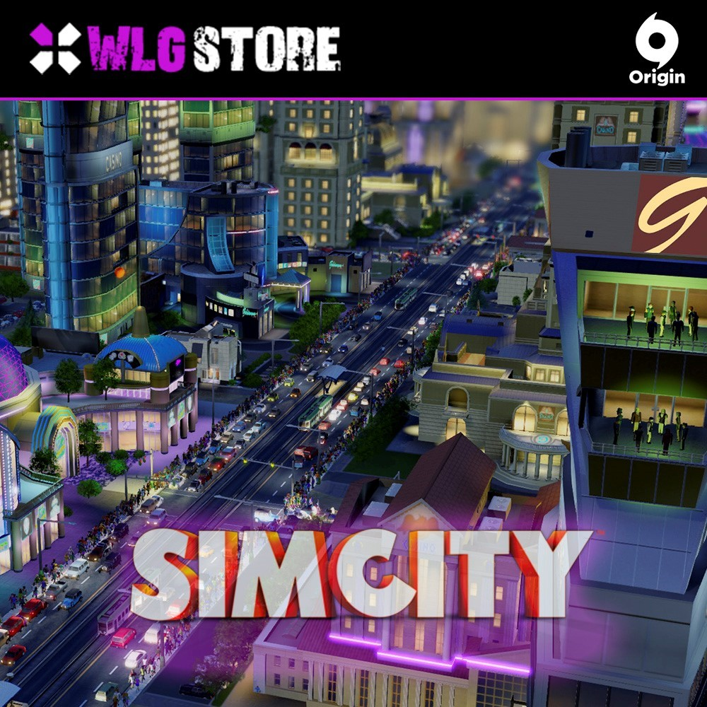 Купить SimCity 5 | REGION FREE | ORIGIN &#128142