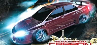 Need for Speed Carbon Коллекционное Издание