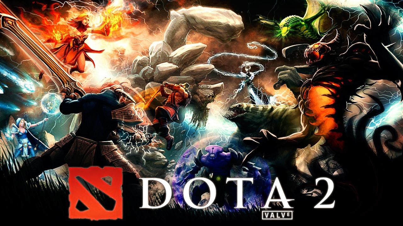 Dota 2 от 100 игровых часов - Steam аккаунт