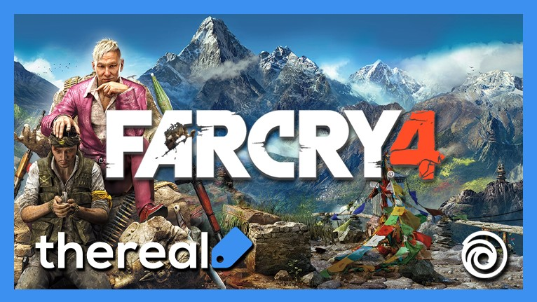 Купить FAR CRY 4 | REGION FREE | ГАРАНТИЯ | UPLAY