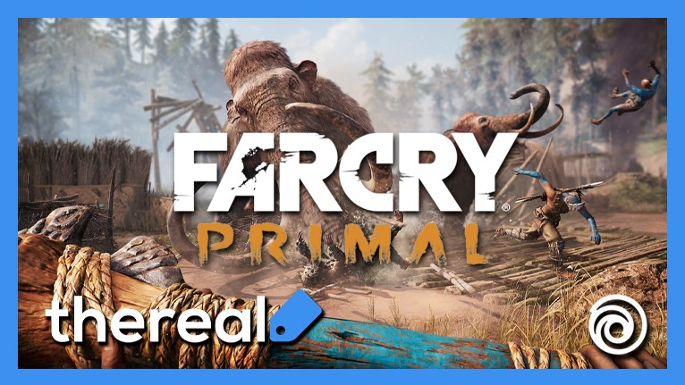 Купить Far Cry Primal | REGION FREE | ГАРАНТИЯ | UPLAY