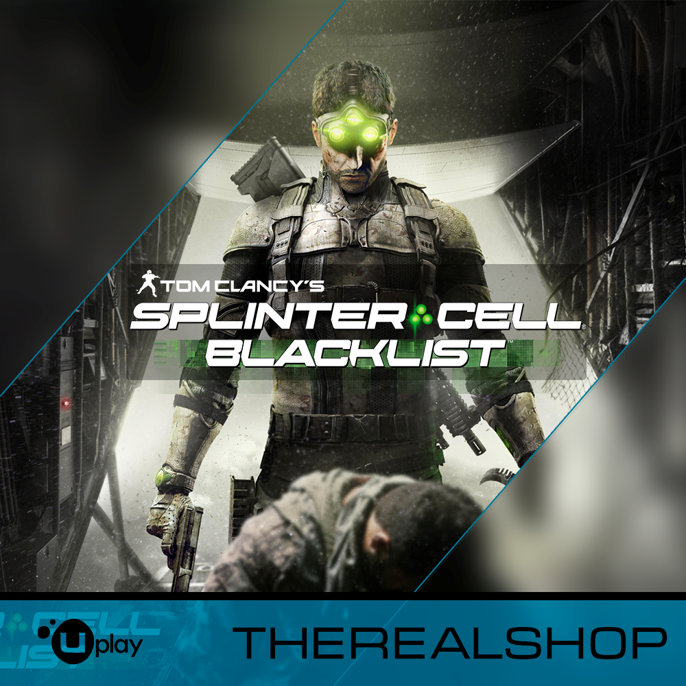 Купить Splinter Cell Blacklist | REGION FREE | UPLAY