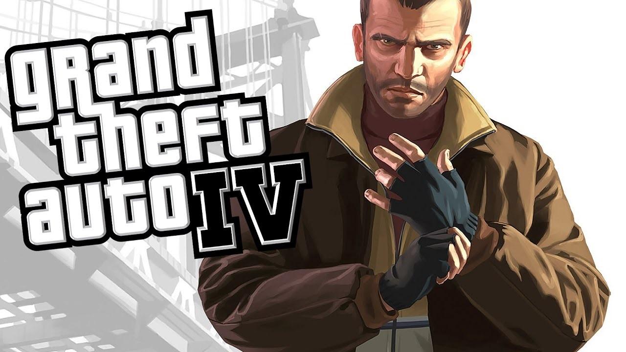 Grand Theft Auto IV аккаунт Steam + Родная Почта