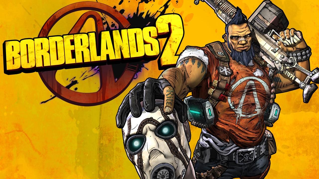 Borderlands 2 аккаунт Steam + Родная Почта + Подарок