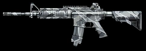 Warface 16 Bloody X7 макросы M4A1 Буран | R4A1 Winter