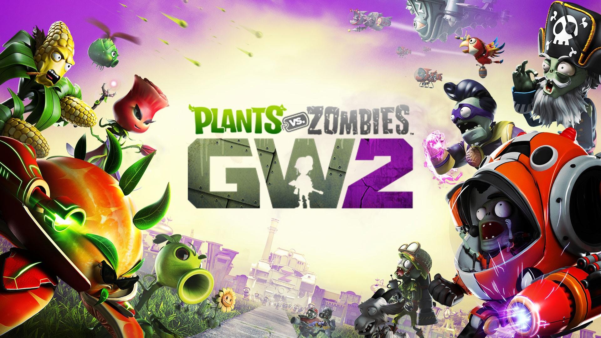 Купить Plants vs Zombie Garden Warfare 2  +Бонус +Подарок