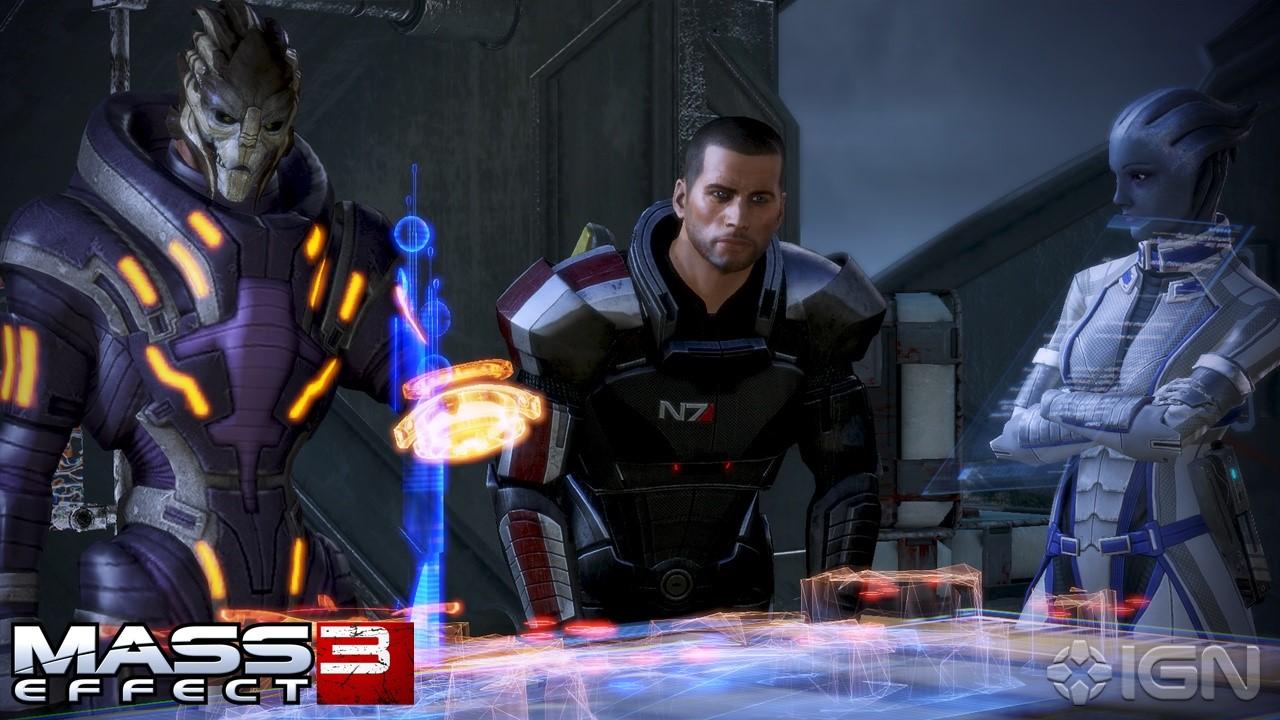 Купить Mass Effect 3 +Бонусы