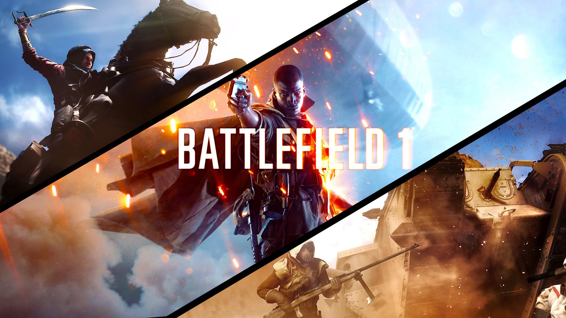 Купить Battlefield 1 l 4 Prem l Hard l +Подарки