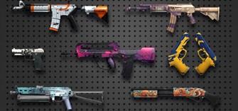 Случайное оружие Counter Strike:GO + СКИДКИ + БОНУС