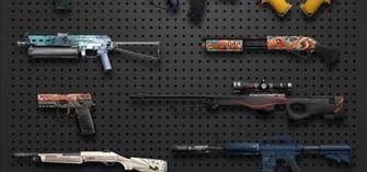 CS:GO - Случайное оружие ( Лучшее)- СКИДКИ,БОНУС / 3 шт