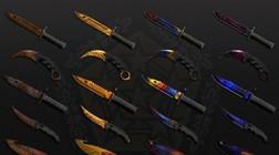 CS:GO Лучший Случайный Рандомный  нож