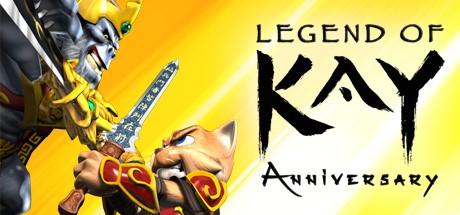 Купить Legend of Kay Anniversary (Steam Gift RU+CIS)