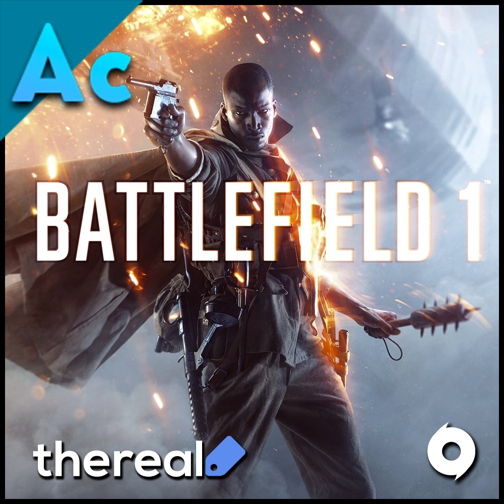 Купить BATTLEFIELD 1 | REGION FREE | ORIGIN &#9989