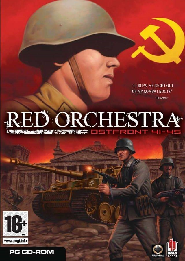 Red Orchestra. Ostfront 41-45 STEAM KEY REGION FREE