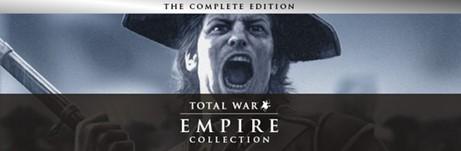 Купить Empire: Total War Collection (Steam Gift RU+CIS)