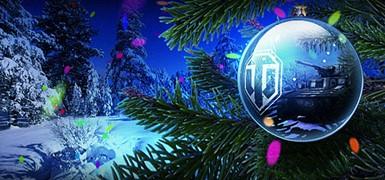 WoT от 100 Боёв + Новогодний аккаунт в подарок