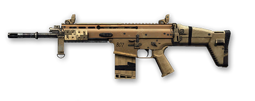 Warface 27 Bloody X7 макросы FN SCAR-H | EXAR-H