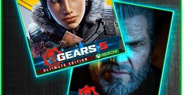 Купить аккаунт Gears 5 Ultimate Edition+ Gears of War 4 XBOX ONE 🔫🎮 на SteamNinja.ru