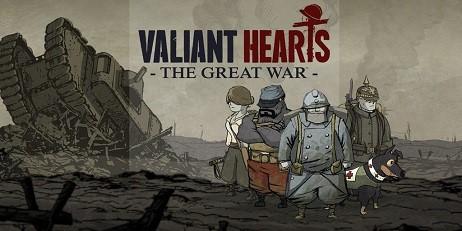 Купить Valiant Hearts: The Great War [uplay]