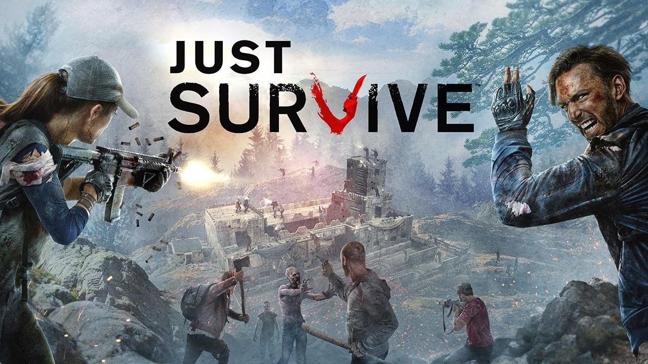 Just Survive аккаунт Steam + Почта + Скидка