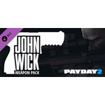 PAYDAY 2: John Wick Weapon Pack (DLC) STEAM GIFT/RU/CIS