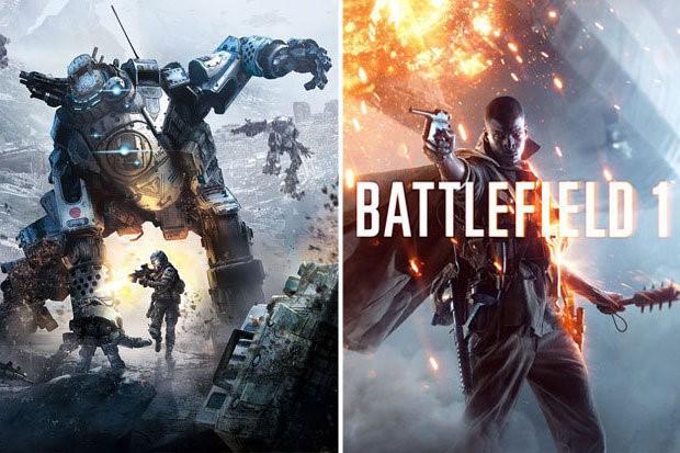 Купить Battlefield 1 + Titanfall 2 | + Подарок