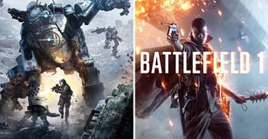 Купить аккаунт Battlefield 1 + Titanfall 2 | + Подарок на SteamNinja.ru