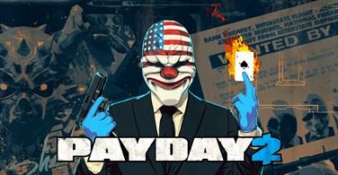 Payday 2 Steam аккаунт + подарки