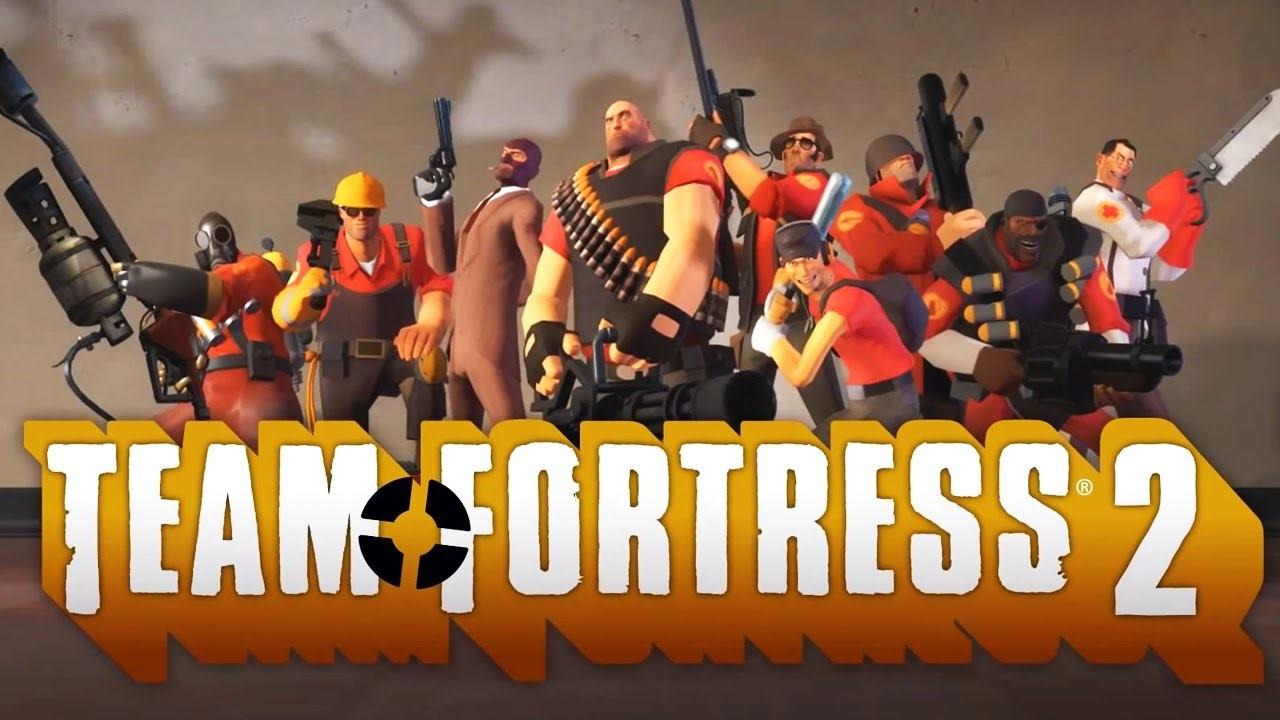 Team Fortress 2 от 100 игровых часов + Инвентарь Steam