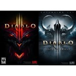 DIABLO 3+DIABLO 3 REAPER OF SOULS (BATTLE.NET)+ПОДАРОК