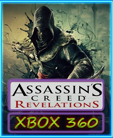 ASSASSIN´S CREED REVELATIONS+BONUS ИГРЫ(XBOX 360)