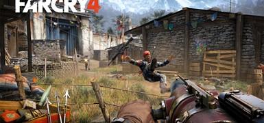 Far Cry 4 + Случайный ключ steam