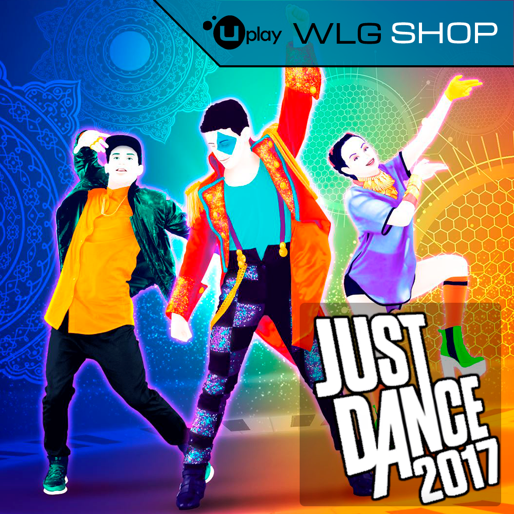 Купить Just Dance 2017 | REGION FREE | UPLAY &#128142